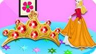 Игра Принцессы Диснея: Новогодний Торт