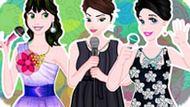 Игра Принцессы Диснея: Новогодняя Вечеринка 2017