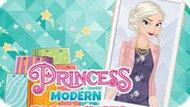 Игра Принцессы Диснея: Новые Наряды Эльзы