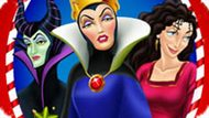 Игра Принцессы Диснея: Новый Год Злодеек