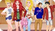 Игра Принцессы Диснея: Новый Парень Ариэль