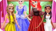 Игра Принцессы Диснея: Одевалки И Прически