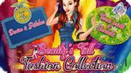 Игра Принцессы Диснея: Осенняя Коллекция Белль