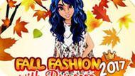 Игра Принцессы Диснея: Осенняя Мода 2017