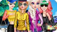 Игра Принцессы Диснея: Отпуск В Кемпинге
