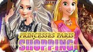 Игра Принцессы Диснея: Парижский Шопинг