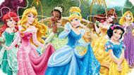 Игра Принцессы Диснея: Пазлы 2