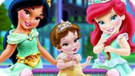 Игра Принцессы Диснея: Переделка Комнаты