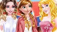 Игра Принцессы Диснея: Первый День Авроры В Школе