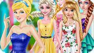 Игра Принцессы Диснея: Первый Поцелуй Золушки