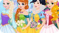 Игра Принцессы Диснея: Платье Мечты Для Принцесс