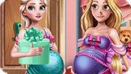 Игра Принцессы Диснея: Подарки Для Беременных