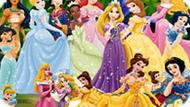 Игра Принцессы Диснея: Поиск Объектов