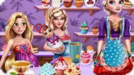Игра Принцессы Диснея: Послеобеденный Чай