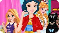 Игра Принцессы Диснея: Принц Для Белоснежки