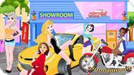 Игра Принцессы Диснея: Промо-Модели