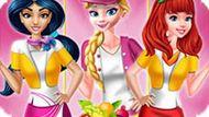 Игра Принцессы Диснея: Промоутер В Супермаркете