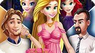 Игра Принцессы Диснея: Провести День С Рапунцель