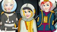 Игра Принцессы Диснея: Путешествие В Будущее