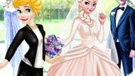 Игра Принцессы Диснея: Рапунцель Свадебный Дизайнер