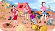 Игра Принцессы Диснея: Раскопки В Египте