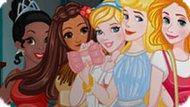 Игра Принцессы Диснея: Роллы Из Мороженого От Эльзы