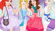 Игра Принцессы Диснея: Секреты Лучших Подружек