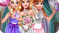 Игра Принцессы Диснея: Селфи На Свадьбе