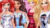 Игра Принцессы Диснея: Селфи Подружек