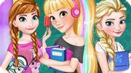 Игра Принцессы Диснея: Школа