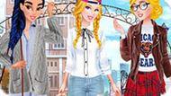 Игра Принцессы Диснея: Школьная Коллекция Золушки