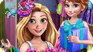Игра Принцессы Диснея: Шопинг Беременной Рапунцель