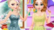 Игра Принцессы Диснея: Сюрприз На День Матери