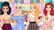 Игра Принцессы Диснея: Сюрприз На День Рождения Авроры