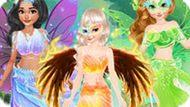 Игра Принцессы Диснея Сказочные Феи