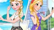 Игра Принцессы Диснея: Соперники В Инстаграм