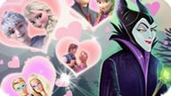 Игра Принцессы Диснея: Спасти День Валентина