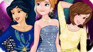 Игра Принцессы Диснея: Супермодели На Подиуме