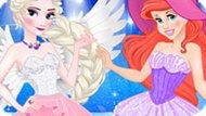 Игра Принцессы Диснея Супермодели