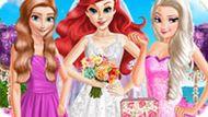 Игра Принцессы Диснея: Свадьба Ариэль