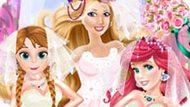 Игра Принцессы Диснея: Свадьба Барби