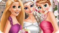 Игра Принцессы Диснея: Свадьба Эльзы