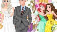Игра Принцессы Диснея: Свадьба Принцессы Эльзы
