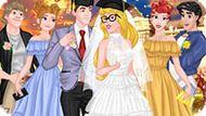 Игра Принцессы Диснея: Свадьба В Колледже