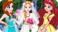 Игра Принцессы Диснея: Свадьба В Саду