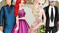 Игра Принцессы Диснея: Свадьба Вокруг Света