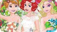 Игра Принцессы Диснея: Свадебная Фотосессия Ариэль