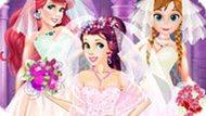 Игра Принцессы Диснея: Свадебное Платье Для Белль