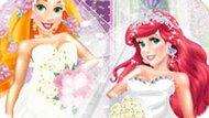 Игра Принцессы Диснея: Свадебный Бутик