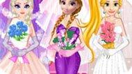 Игра Принцессы Диснея: Свадебный Магазин